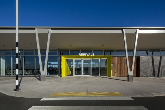 Public Architecture Award: Invercargill Airport by Warren and Mahoney Architects.
