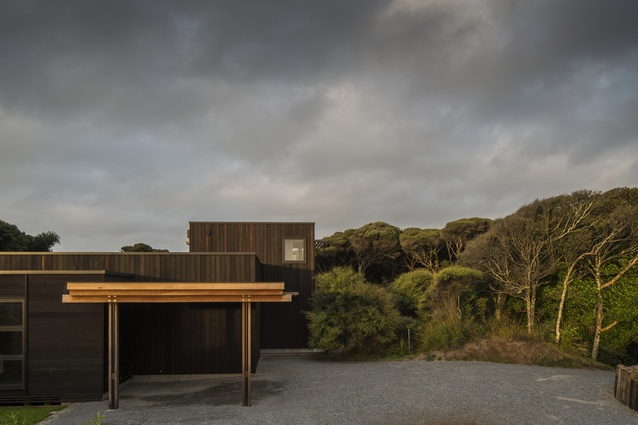 Housing Award: Peka Peka House II by Herriot + Melhuish: Architecture (HMA).