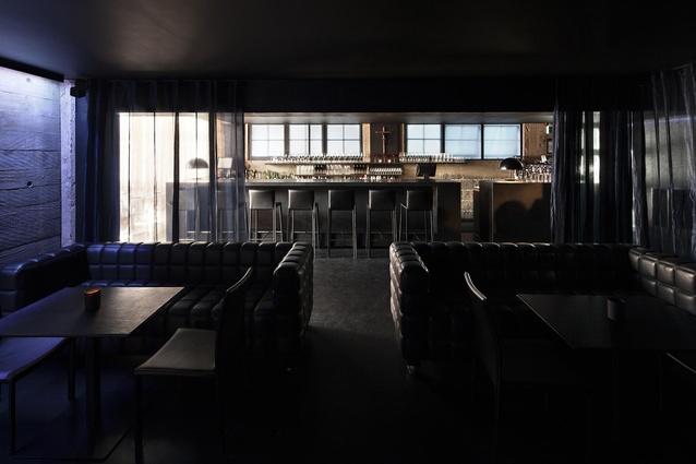 Hospitality Award: James by Rowe Baetens Architecture and Noel Lane Architects in association.