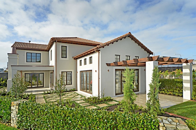 This home by H D Building Limited won the GIB Show Home Award category.