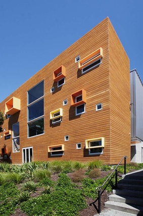 Leigh Marine Centre by Cheshire Architects.