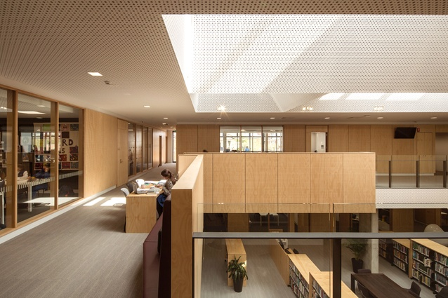 Mandeville Centre, Loreto by Architectus.
