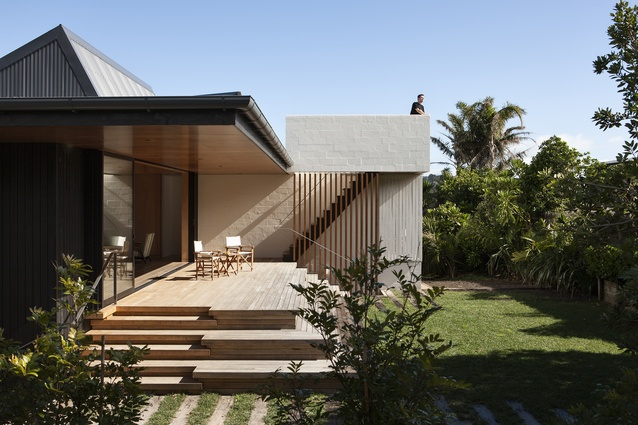 Housing Award: Number 5, Waiheke Island by Architectus.