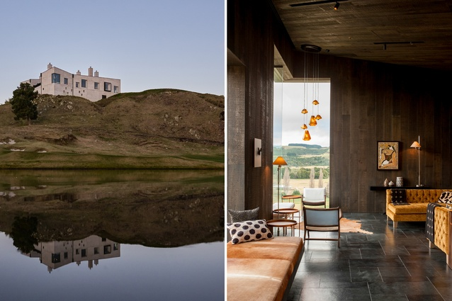 The Kinloch Club by Patterson Associates: winner of the 2017 Sir Miles Warren Award for Commercial Architecture.