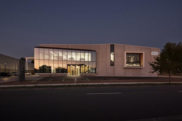 Commercial Architecture Award: APL Factory, Hamilton by Jasmax.