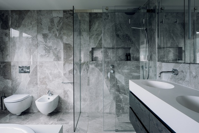 6 inspirational bathrooms architecture now for New zealand bathroom design