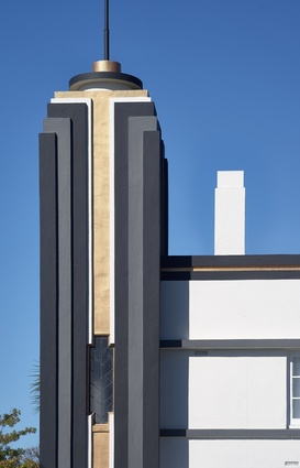 Art Deco Alive! by Christchurch Apartments.