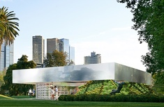 OMA's 2017 MPavilion design revealed