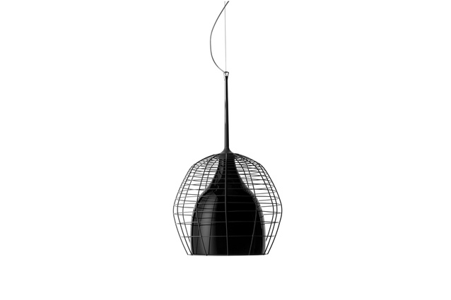 """Cage Large Pendant lamp by Diesel Creative Team for Diesel Living 