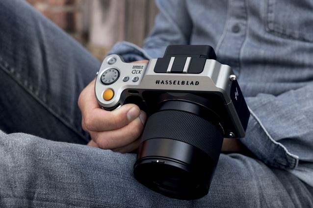 Hasselblad X1D Digital Camera.