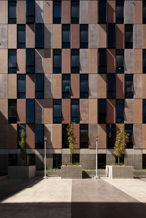 Housing – Multi-unit Award: Carlaw Park Student Village by Warren and Mahoney.