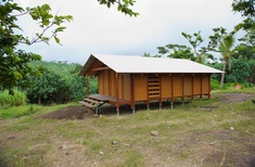 Surfing design duo creates cyclone-resistant shelters