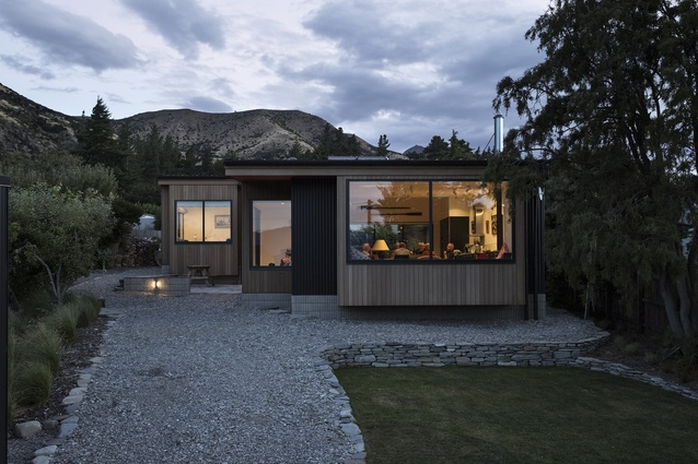 Housing Award: Gardner House by Rafe Maclean Architects.