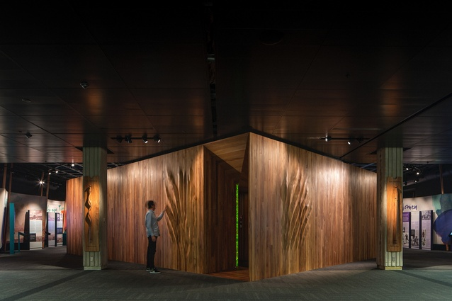 He Tohu Exhibition by Studio Pacific Architecture.