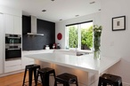 Herne Bay kitchen by Evelyn McNamara