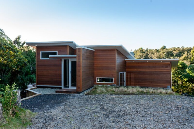 Itm New Home Up To 300 000 Award Pepper Construction For A Home In New Plymouth