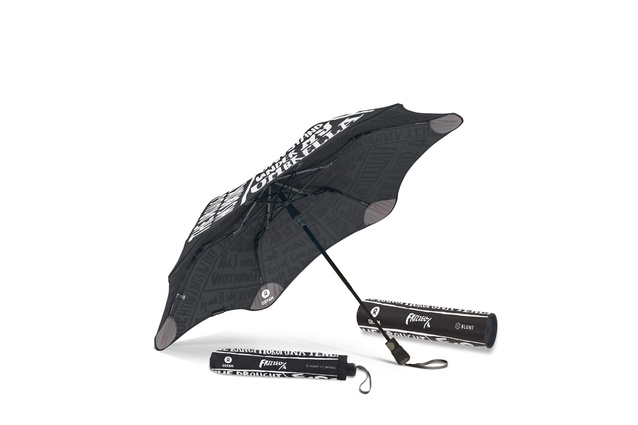 "Who says it doesn't rain in summer? Get your hands on a limited edition <a href=""https://www.bluntumbrellas.com/nz/dick-frizzell"" target=""_blank""><u>Blunt™ + Dick Frizzell 'Weather Bomb' umbrella</u></a>."